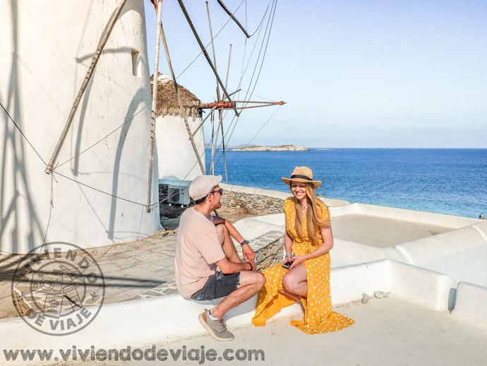 Consejos para viajar a Grecia | Mykonos