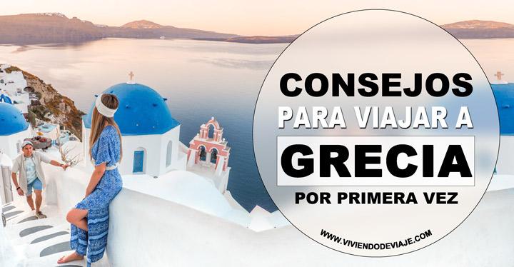 Consejos para viajar a Grecia por primera vez