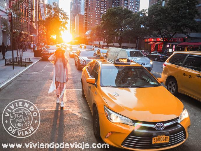 Presupuesto viaje a Nueva York