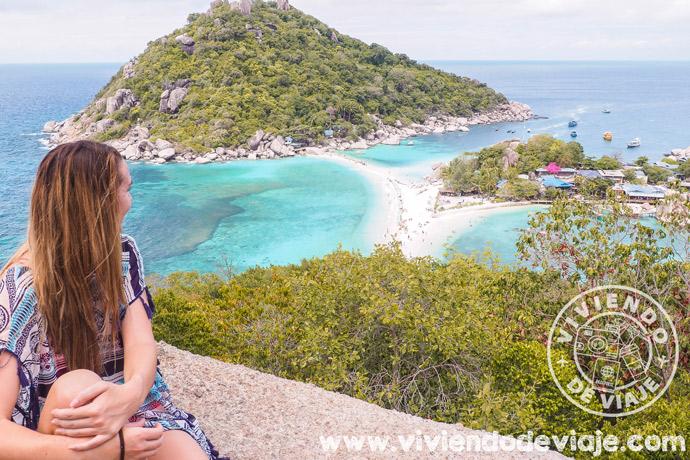 Koh Tao - Ruta por Tailandia