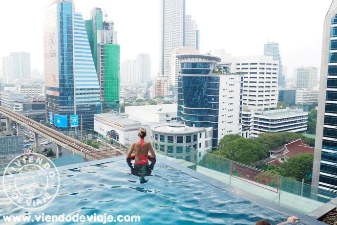 Hotel Eastin Grand Sathorn - Tailandia en 15 días