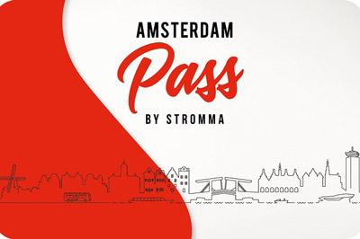 Amsterdam Pass, tarjeta turística Amsterdam
