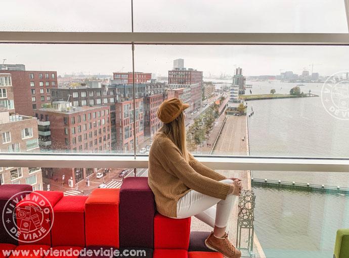Alojamiento en Ámsterdam, RoomMate Aitana