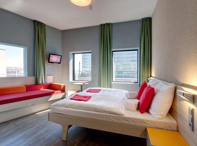 Alojamiento en Ámsterdam