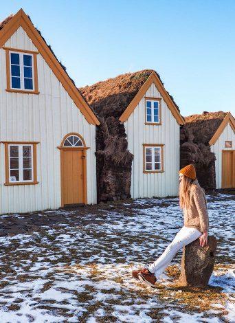 Islandia en 7 días, ruta