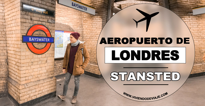 Cómo ir de Stansted a Londres, todas las opciones para llegar desde el aeropuerto