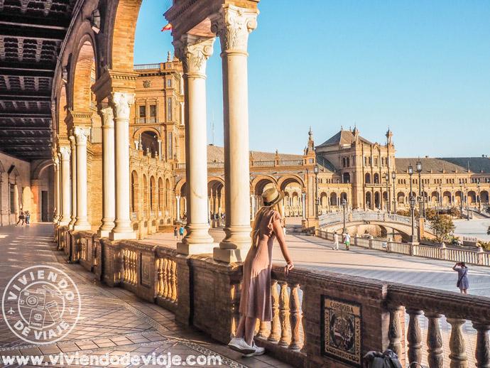 Lugares que ver en Sevilla | Plaza de España