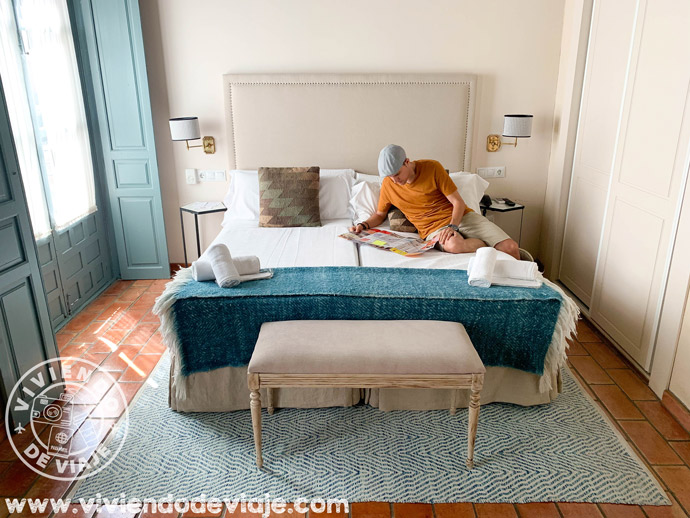 Nuestro alojamiento en Sevilla