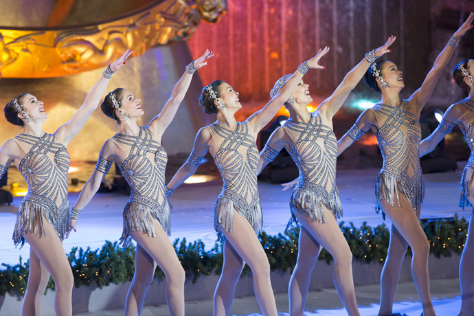 Rockettes en Radio City