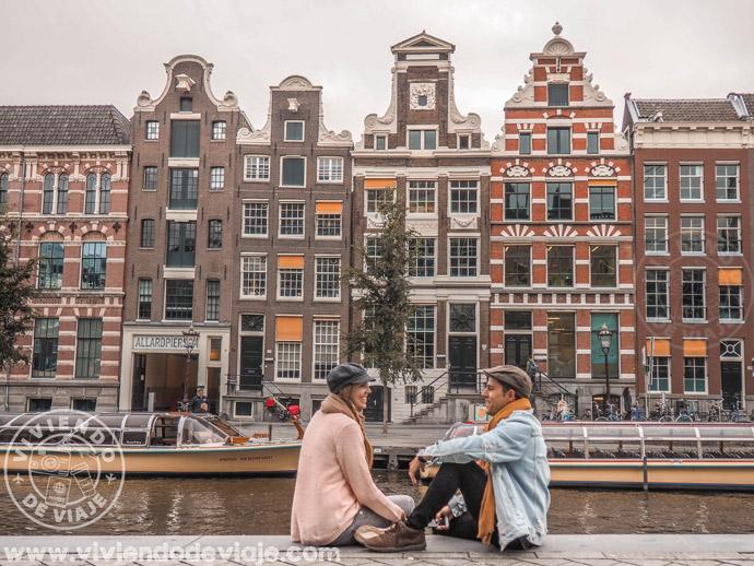 Guía de viaje a Ámsterdam
