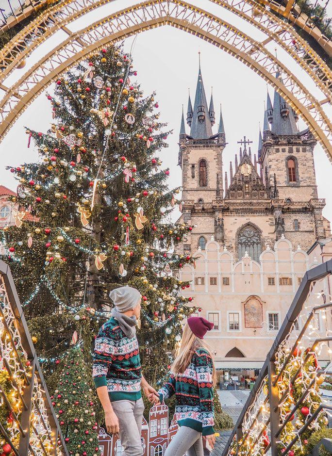 Praga en Navidad 2021-2022 - GUÍA DE VIAJE