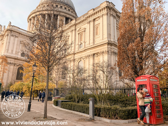 St. Paul's Cathedral en Londres