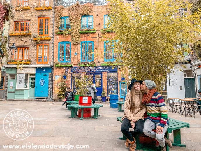 Qué visitar en Londres | Neal's Yard