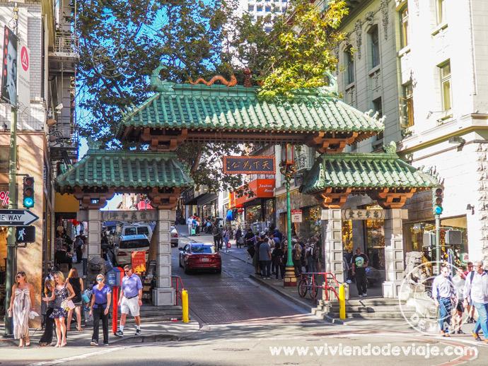 Dragon Gate, San Francisco