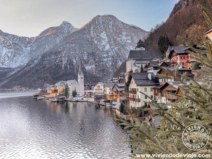 """Postal view point"", un mirador imprescindible que ver en Hallstatt"
