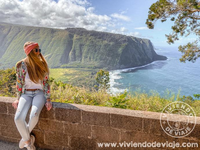 Valle de Waipio en Big Island