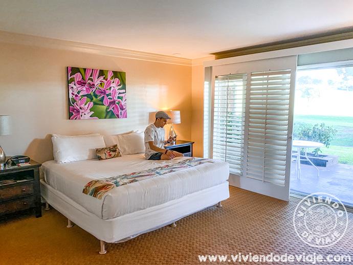 Alojamiento en Maui, Royal Lahaina Resort