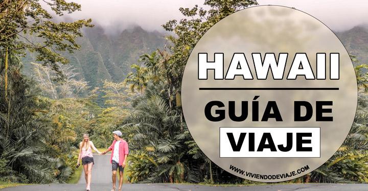 Viaje a Hawaii, guía por libre
