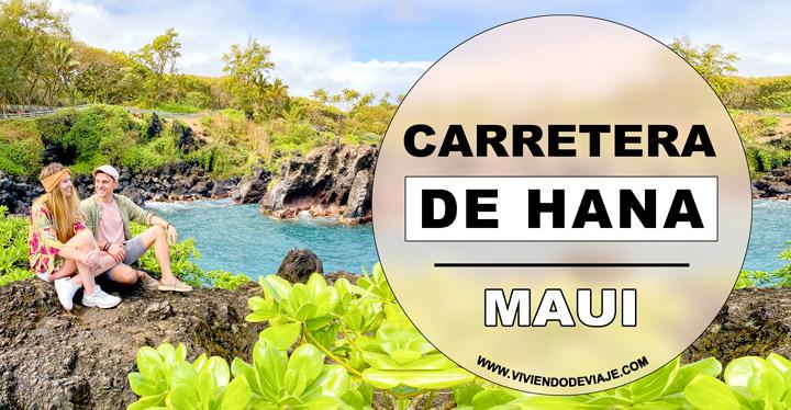 Carretera de Hana, Maui