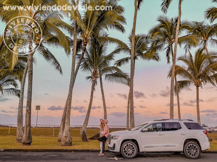 Alquiler de coche en Big Island