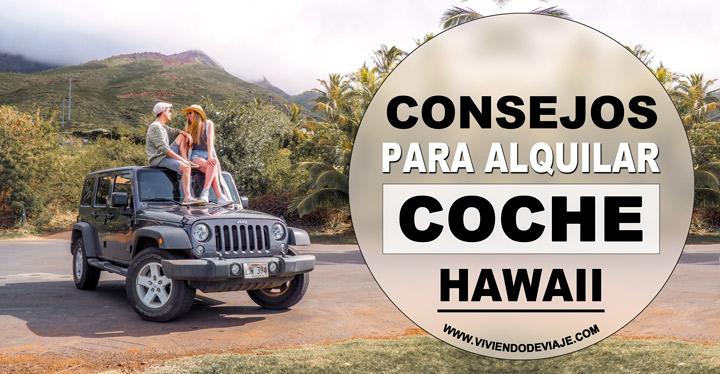 Alquiler de coche en Hawaii