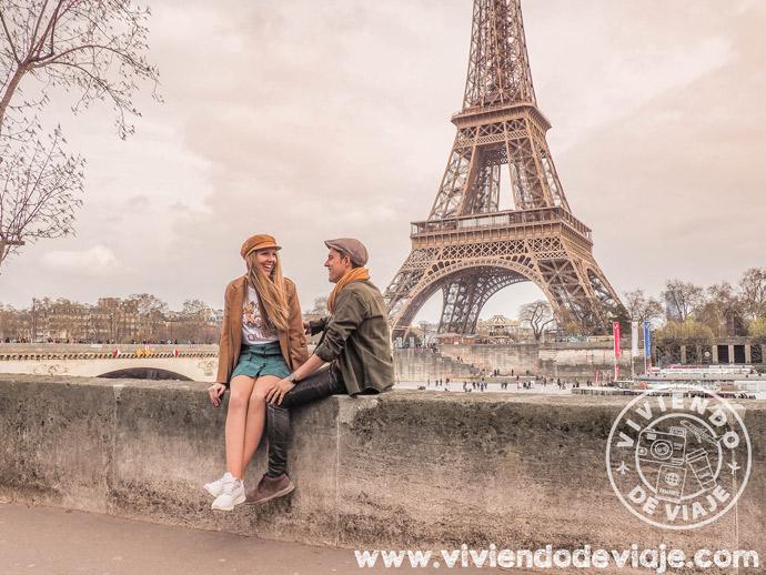 Comparación tarjetas turísticas París