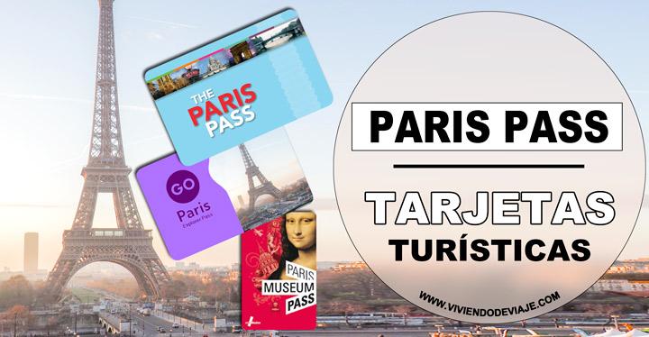 Paris Pass, tarjetas turísticas