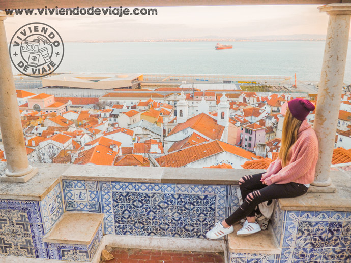 Dónde dormir en Lisboa | Barrio de Alfama