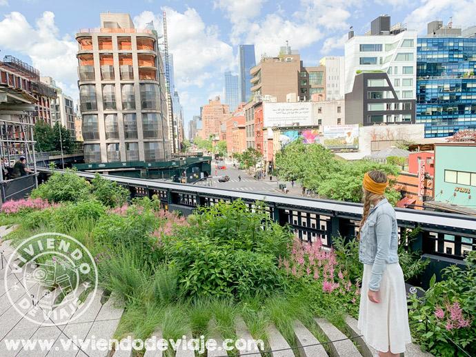 High Line | Planning de Nueva York en 5 días