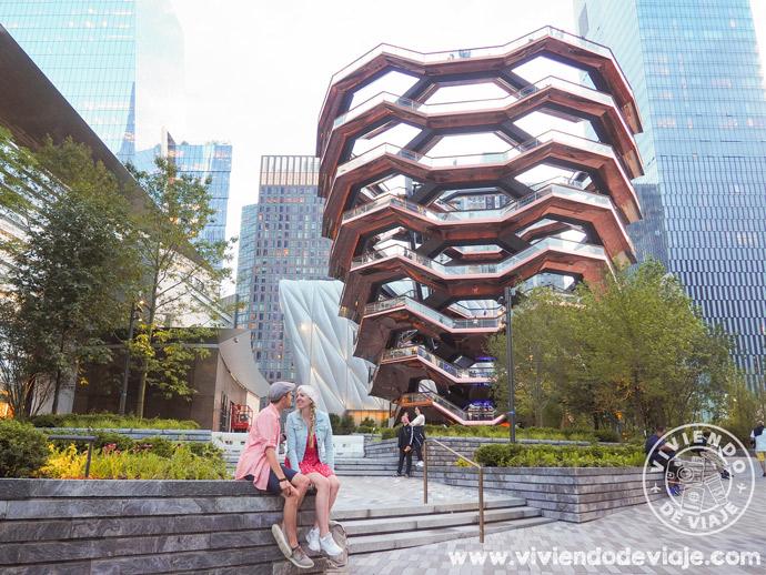 Edificio The Vessel | Nueva York en 5 días