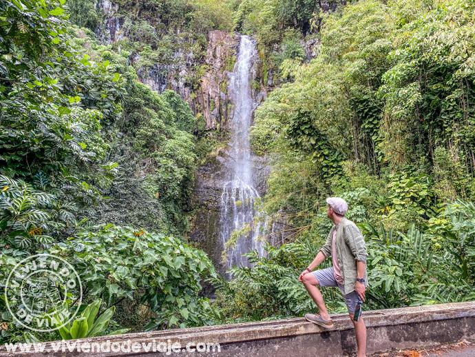 Wailua Falls en Maui
