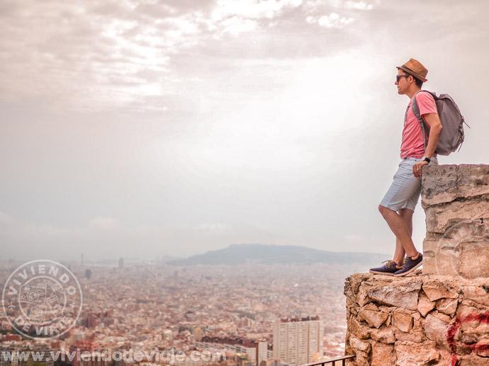 Lugares qué visitar en Barcelona | Los búnkers del Carmel