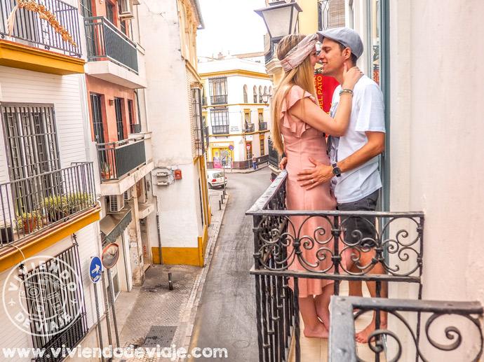 Alojarse en Sevilla en el barrio Alfalfa