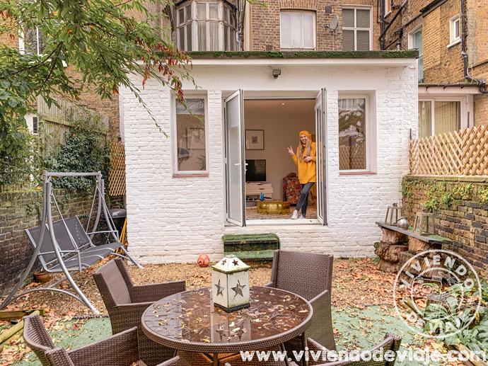 Alojamiento en Londres