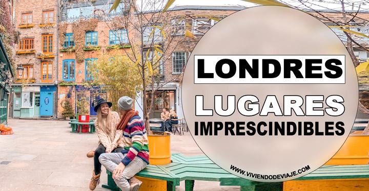 Que visitar en Londres, lugares imprescindibles