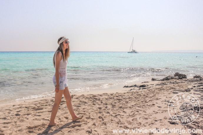 Alojamiento en Formentera | Platja de Mitgjorn