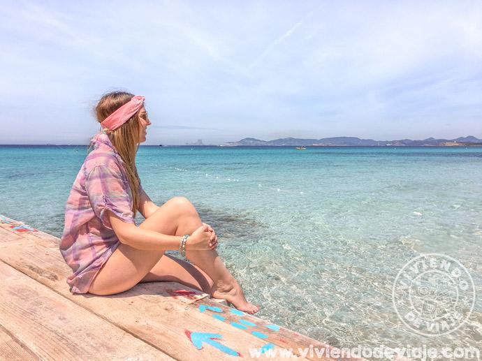 Dónde alojarse en Formentera | Playa de Ses Illetes