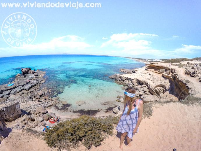 Alojarse en Formentera | Caló d'Es Mort