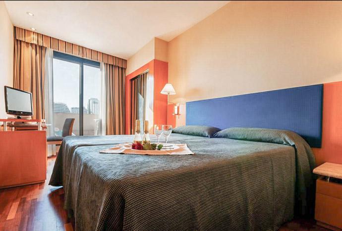 Alojarse en Valencia barato | Hotel Villacarlos