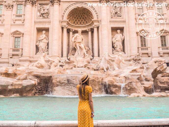 Alojamiento en Roma   Fontana di Trevi