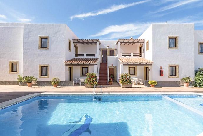 Alojamiento económico en Formentera