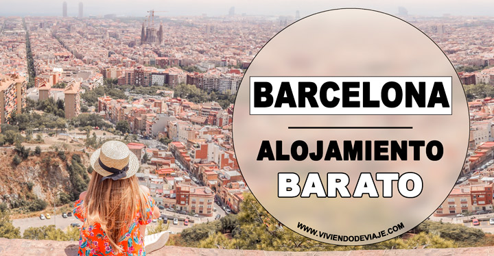 Alojarse barato en Barcelona