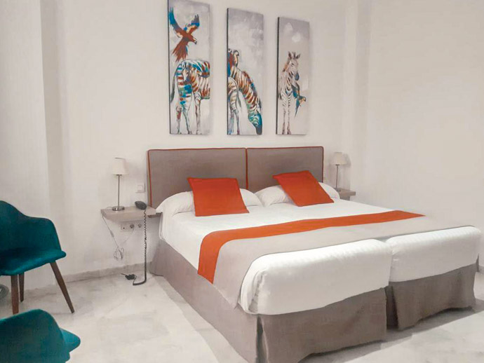 Alojarse en Sevilla barato | Cool Sevilla hotel