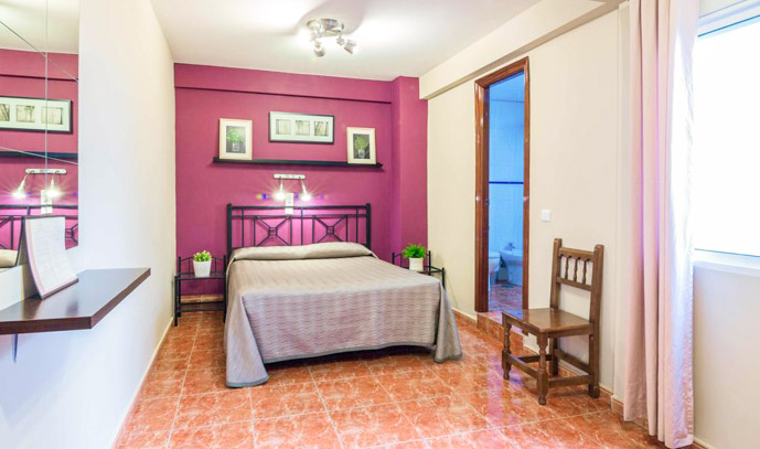 Hostal Jentoft, alojarse en Sevilla barato