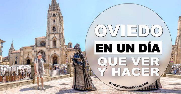 Qué ver en Oviedo en un día