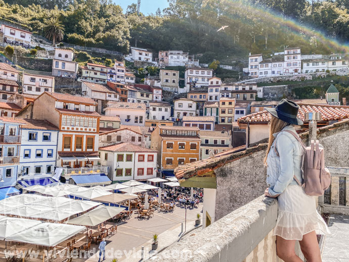 Ruta por Asturias - Cudillero