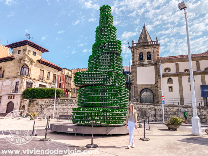 Lugares qué ver en Gijón en un día | Árbol de la sidra
