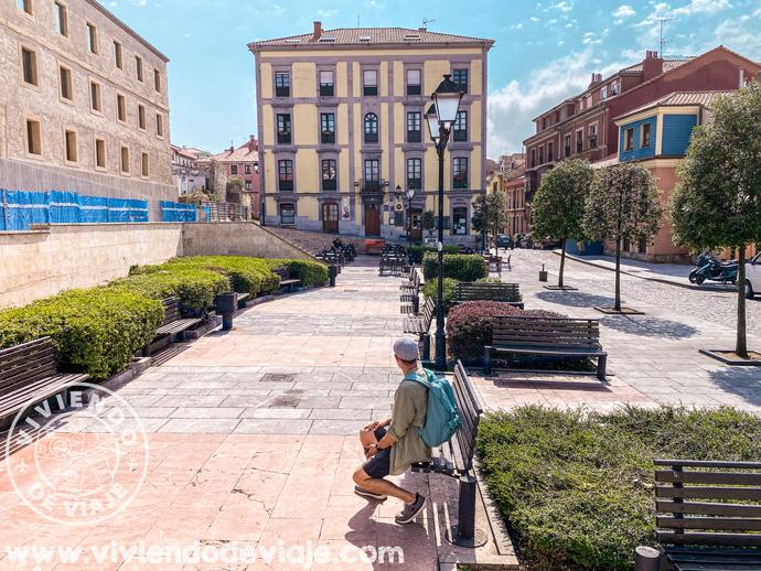 El Lavaderu, Gijón
