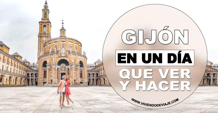 Qué ver en Gijón en un día