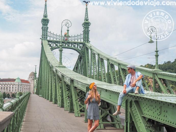 Puente de la Libertad | Budapest en dos días